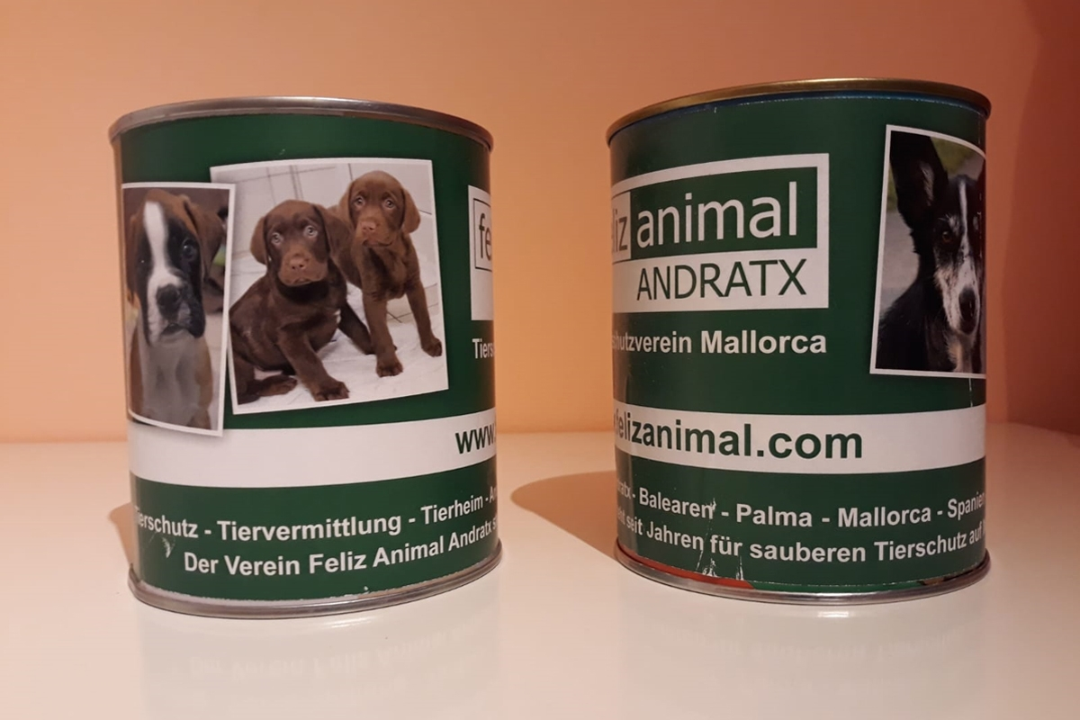 Donation box by Feliz Animal Andratx