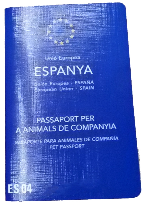 EU pet passport
